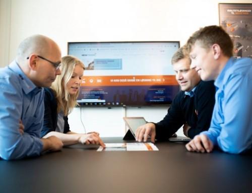 """Strategisk samarbejde med Newtronic: """"En åben og ærlig tilgang til samarbejdspartneres behov"""""""