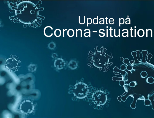 12. marts 2020: Update på COVID-19 Corona-situationen