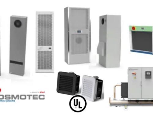 Cosmotec er ny leverandør af ventilation, airconditions og varmevekslere